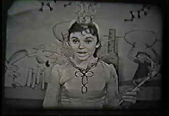 Appearing as The Blue Fairy on the 1958 Chicago Academy Special