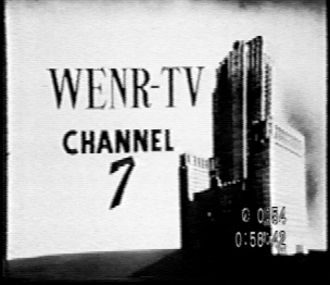 ABC-TV's 1st station in Chicago lasted from 1948 to 1953.