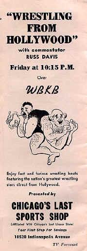 WBKB in 1949